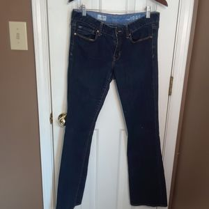 NWOT 10R GAP WOMENS JEANS Sexy BOOTCUT 31x31
